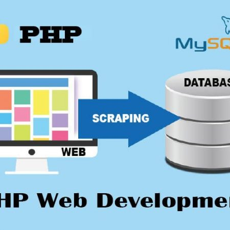 Complete backend web development using PHP and MySQL