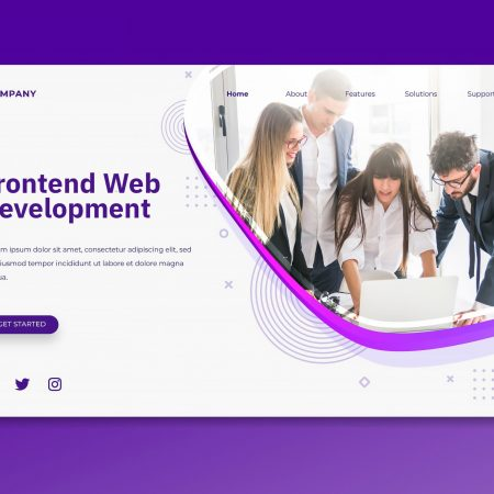 Complete HTML and CSS Frontend Web Development Practical Course
