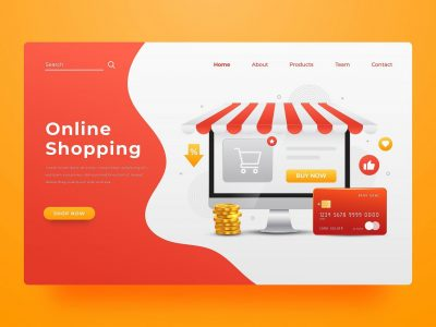 Online Store Website Development Course (Practicals)