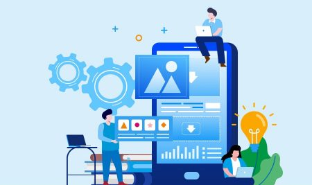 Learn Mobile app development, Mobile graphics design, Animation, logo creation and more using your smartphone