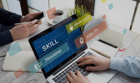 ACQUIRING SKILLS, A MEANS TO + YOURSELF